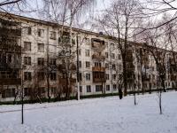 Царицыно район, Пролетарский проспект, дом 18 к.4. многоквартирный дом