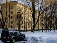 Царицыно район, Пролетарский проспект, дом 22. многоквартирный дом