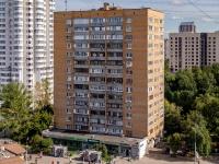 Царицыно район, Пролетарский проспект, дом 23. многоквартирный дом