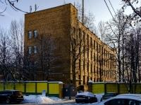 Царицыно район, Пролетарский проспект, дом 24. офисное здание