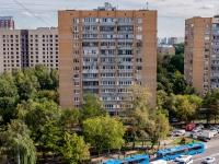 Царицыно район, Пролетарский проспект, дом 25. многоквартирный дом