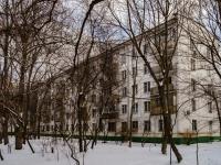 Царицыно район, Пролетарский проспект, дом 26 к.1. многоквартирный дом