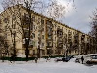 Царицыно район, Пролетарский проспект, дом 26 к.2. многоквартирный дом