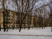 Царицыно район, Пролетарский проспект, дом 26 к.3. многоквартирный дом