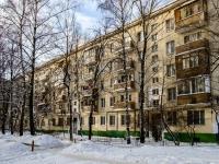 Царицыно район, Пролетарский проспект, дом 26 к.4. многоквартирный дом