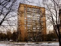 Царицыно район, Пролетарский проспект, дом 43 к.1. многоквартирный дом