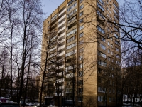 Moscow, , Proletarsky avenue, house 43 к.2
