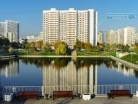 Чертаново Северное район, Балаклавский проспект, дом 1. многоквартирный дом