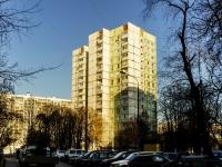 Чертаново Северное район, улица Чертановская, дом 1А к.1. многоквартирный дом