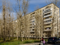 Чертаново Северное район, улица Чертановская, дом 3 к.1. многоквартирный дом