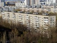 Чертаново Северное район, улица Чертановская, дом 3 к.2. многоквартирный дом