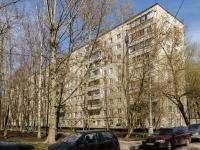 Чертаново Северное район, улица Чертановская, дом 3 к.3. многоквартирный дом