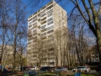 Чертаново Северное район, улица Чертановская, дом 5 к.2. многоквартирный дом