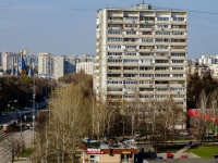 Чертаново Северное район, улица Чертановская, дом 7 к.1А. многоквартирный дом