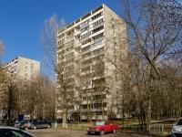 Чертаново Северное район, улица Чертановская, дом 7 к.2. многоквартирный дом