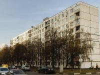 район Чертаново Северное, проезд Сумской, дом 4 к.1. многоквартирный дом