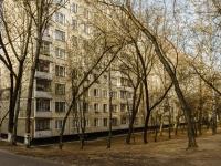 район Чертаново Северное, проезд Сумской, дом 8 к.1. многоквартирный дом