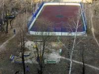 Москва, Чертаново Северное, Сумской проезд, спортивная площадка