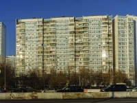 Chertanovo Severnoye,  , house 122. Apartment house
