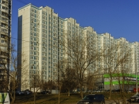 Chertanovo Severnoye,  , house 124. Apartment house