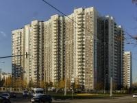 Chertanovo Severnoye, st Kirovogradskaya, house 2. Apartment house