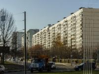 Chertanovo Severnoye, st Kirovogradskaya, house 4 к.1. Apartment house