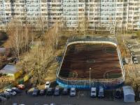 Chertanovo Severnoye, st Kirovogradskaya. sports ground