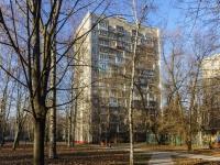 Chertanovo Severnoye, st Kirovogradskaya, house 6 к.2. Apartment house