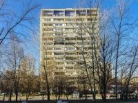 Chertanovo Severnoye, st Kirovogradskaya, house 8 к.2. Apartment house with a store on the ground-floor