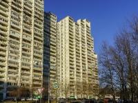 Chertanovo Severnoye, st Kirovogradskaya, house 8 к.3. Apartment house