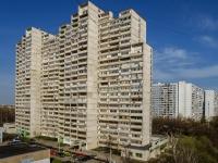 Chertanovo Severnoye, st Kirovogradskaya, house 8 к.4. Apartment house