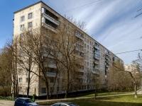 Chertanovo Severnoye, st Kirovogradskaya, house 4 к.4. Apartment house