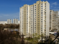 Chertanovo Severnoye, st Kirovogradskaya, house 8 к.5. Apartment house