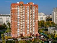 Chertanovo Severnoye, Kirovogradskaya st, 房屋9 к.3