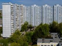 Варшавское шоссе, дом 142 к.1. многоквартирный дом