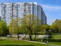 Варшавское шоссе, дом 142 к.2. многоквартирный дом