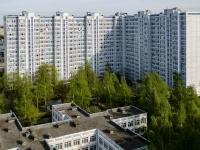 Варшавское шоссе, дом 144 к.2. многоквартирный дом