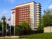 улица Кировоградская, дом 11 с.1. гостиница (отель)