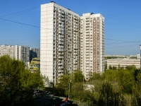 улица Днепропетровская, дом 1. многоквартирный дом