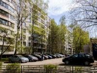 улица Днепропетровская, дом 3 к.1. жилой дом с магазином