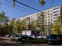 улица Днепропетровская, дом 3 к.2. многоквартирный дом
