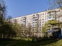 улица Днепропетровская, дом 3 к.4. многоквартирный дом