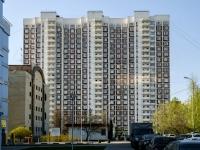 улица Днепропетровская, дом 3 к.5. многоквартирный дом