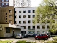 улица Днепропетровская, дом 3 к.5А. офисное здание