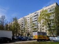 улица Днепропетровская, дом 5 к.3. многоквартирный дом