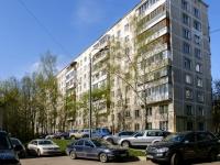 улица Днепропетровская, дом 5 к.4. многоквартирный дом