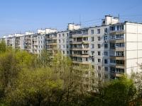 улица Днепропетровская, дом 7 к.1. многоквартирный дом