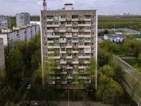 улица Днепропетровская, дом 13. многоквартирный дом