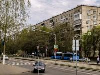 Чертаново Центральное район, улица Чертановская, дом 21 к.1. многоквартирный дом