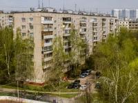 Чертаново Центральное район, улица Чертановская, дом 21 к.2. многоквартирный дом
